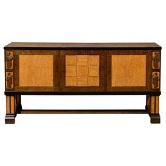 Art Deco Sideboard Attributed to Eliel Saarinen