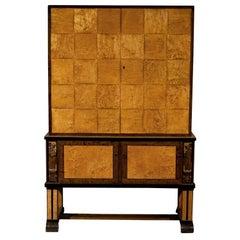 Art Deco Cabinet Attributed to Eliel Saarinen