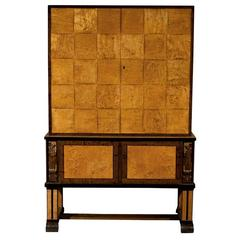 Art Deco Cabinet Attributed to Eliel Saarinen