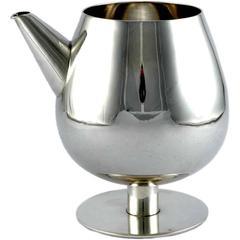 Spratling Sterling Silver Cocktail Shaker, 1950, Taxco