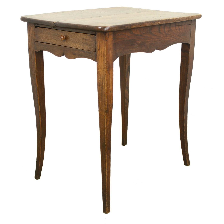 antique louis xv end table at 1stdibs. Black Bedroom Furniture Sets. Home Design Ideas