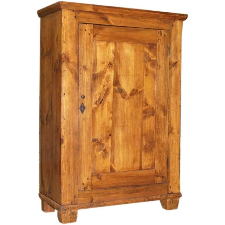 Rustic Cupboard / Single Door Armoire