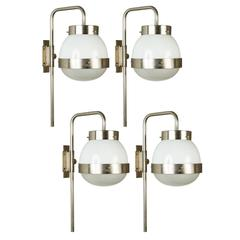 Sergio Mazza Delta Wall Lights