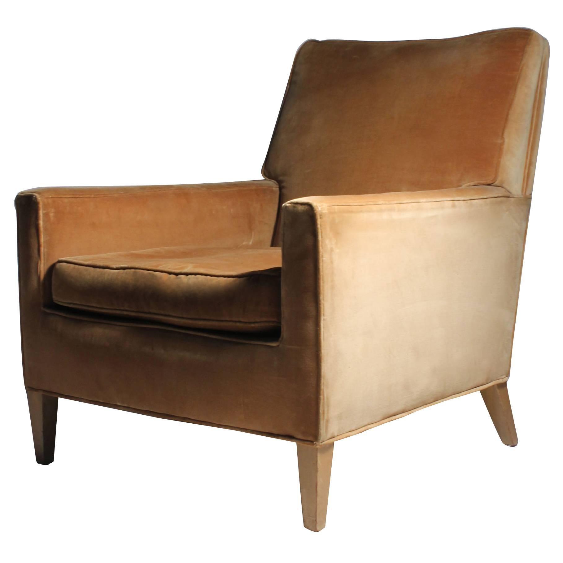 Vintage Robsjohn-Gibbings Lounge Chair