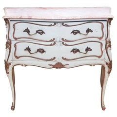 French Provincial Chest Drawers