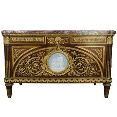 19th Century Linke Commode a Vantaux