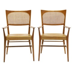 Pair of Paul McCobb Dining chairs from The New England Collection.