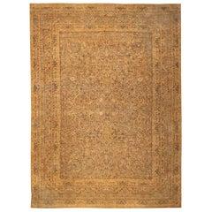 Antique Kerman Persian Rug or Carpet
