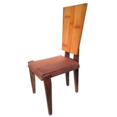 Andre Sornay Occasional Chair, France 1940