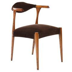 Set of Six Cabinetmaker Chairs, Denmark, 1960