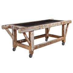 Primitive Industrial Table
