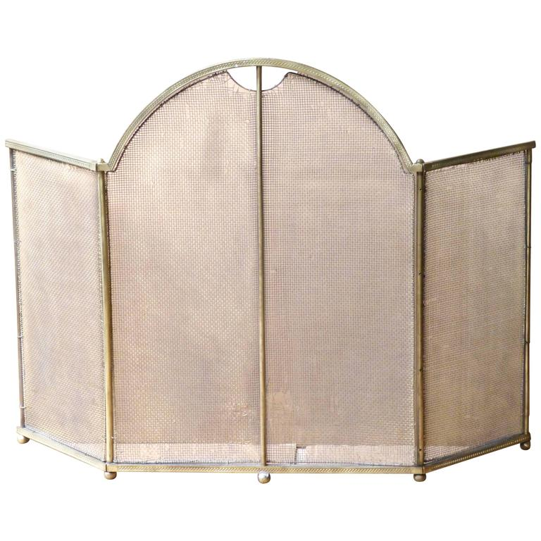 victorian brass fireplace screen fire screen is no longer available