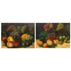 Oil Paintings,  Still Lifes