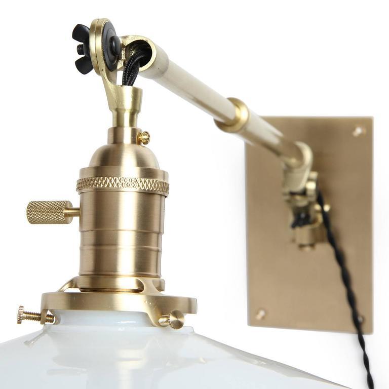 Adjusting Wall Lamp by Wyeth 5