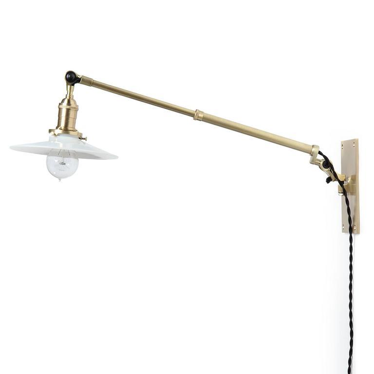 Adjusting Wall Lamp by Wyeth 4
