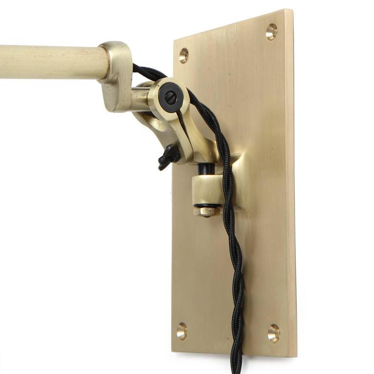 Adjusting Wall Lamp by Wyeth 3