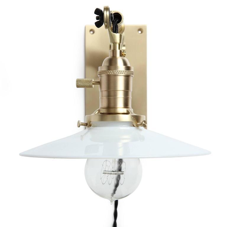 Adjusting Wall Lamp by Wyeth 6