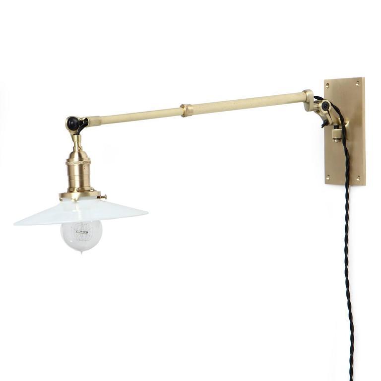 Adjusting Wall Lamp by Wyeth 8