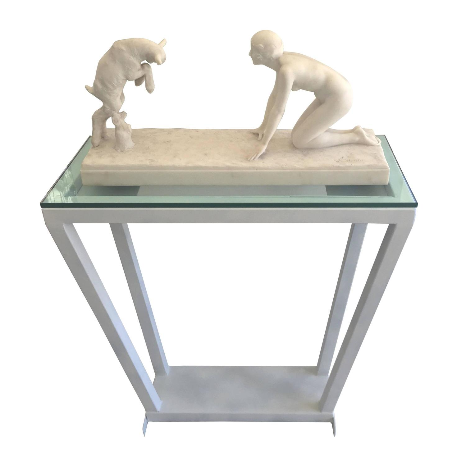 Marble sculpture by paul silvestre for sale at 1stdibs for Cusenza marmi