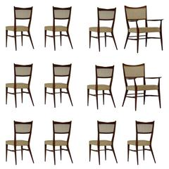 Twelve Paul McCobb Irwin Collection Dining Chairs