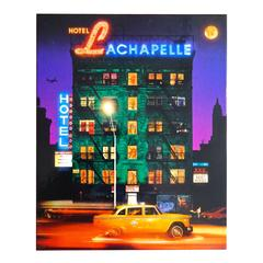 "Rare ""Hotel Lachapelle: Photographs"" Book, David Lachepelle, 1st Edition, 1999"