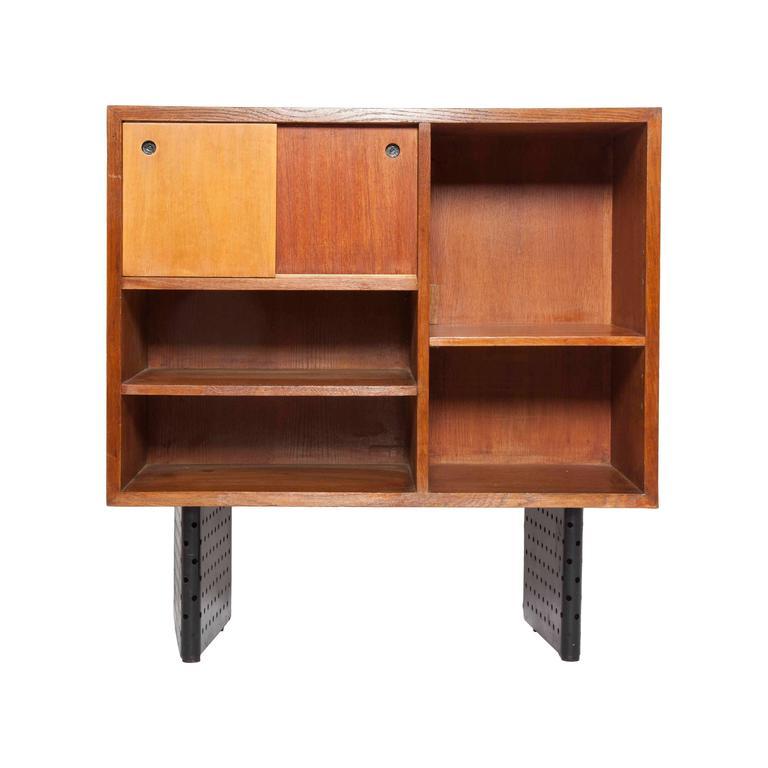 Escande cabinet, ca. 1950, offered by Magen H Gallery
