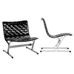 Set of Two Lounge Chairs by Ross Littell