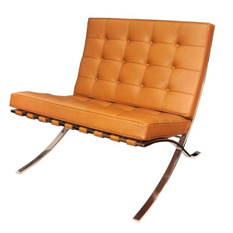 ludwig mies van der rohe barcelona chair for sale at 1stdibs