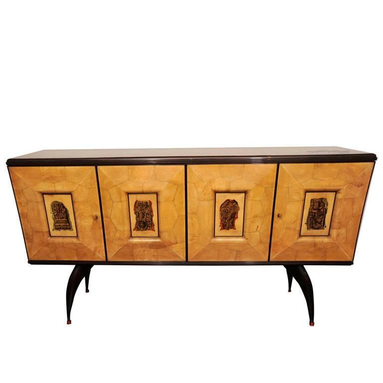 Gio Ponti Sideboard For Sale At 1stdibs