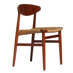 Side Chair by Peter Hvidt & Orla Mölgaard-Nielsen