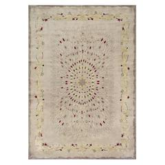 Mid-20th Century French Deco Rug by Paule Leleu