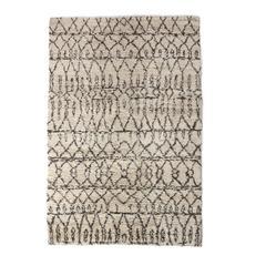 Morrocan Abstract Carpet