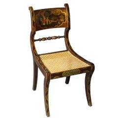 Regency Painted Chair