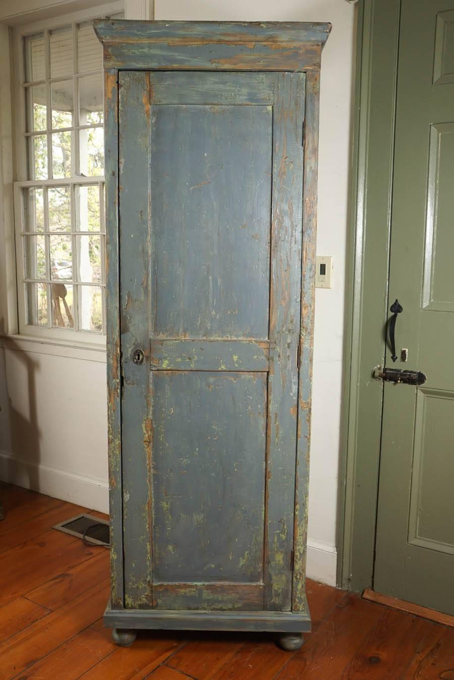 One Door Chimney Cupboard At 1stdibs