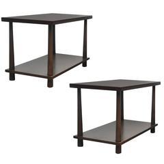 T.H. Robsjohn-Gibbings Side Tables
