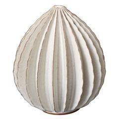 Bill Hudnut Matte White Ceramic