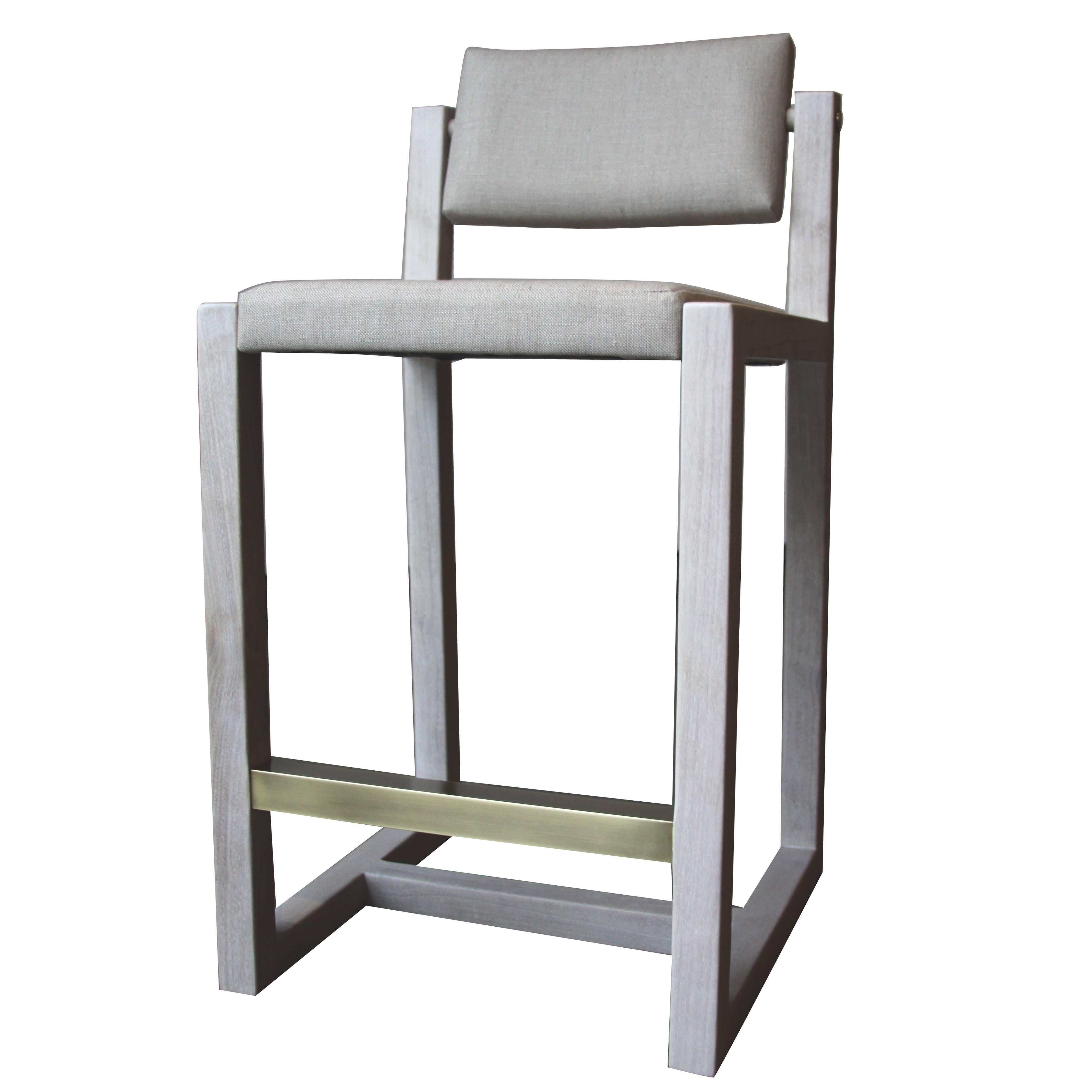 Terrific The Leather Strap Dining Chair By Thomas Hayes Studio At 1Stdibs Creativecarmelina Interior Chair Design Creativecarmelinacom