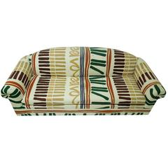 """Steve Chase Palm Springs Modern Chic """"Penthouse"""" Sofa For Sale at 1stdibs"""