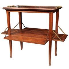 Luis Majorlle French Art Nouveau Serving Table