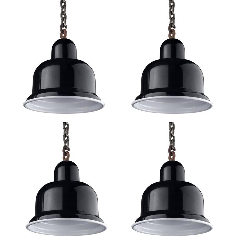 Russian Industrial Pendants: Russian Top Hat Lights For Sale At 1stdibs