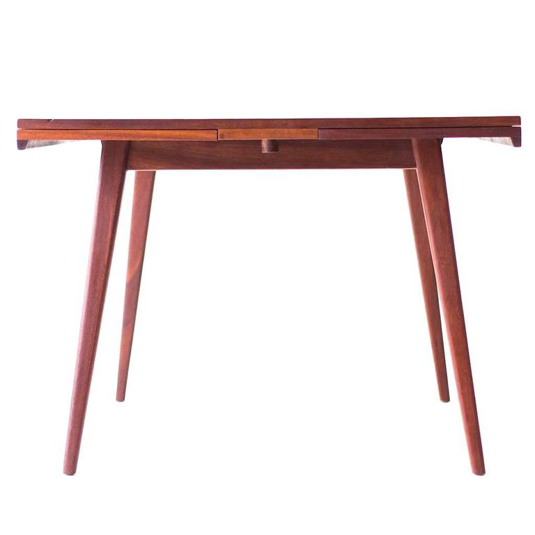 Early Jens Risom Dining Table
