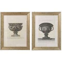 Set of Two Copper-Plate Engravings