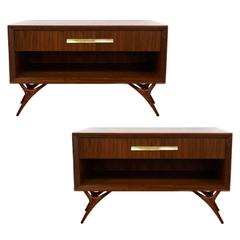 Pair of Finn End Tables