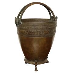 Late 19th Century Italian Neoclassical Bucket