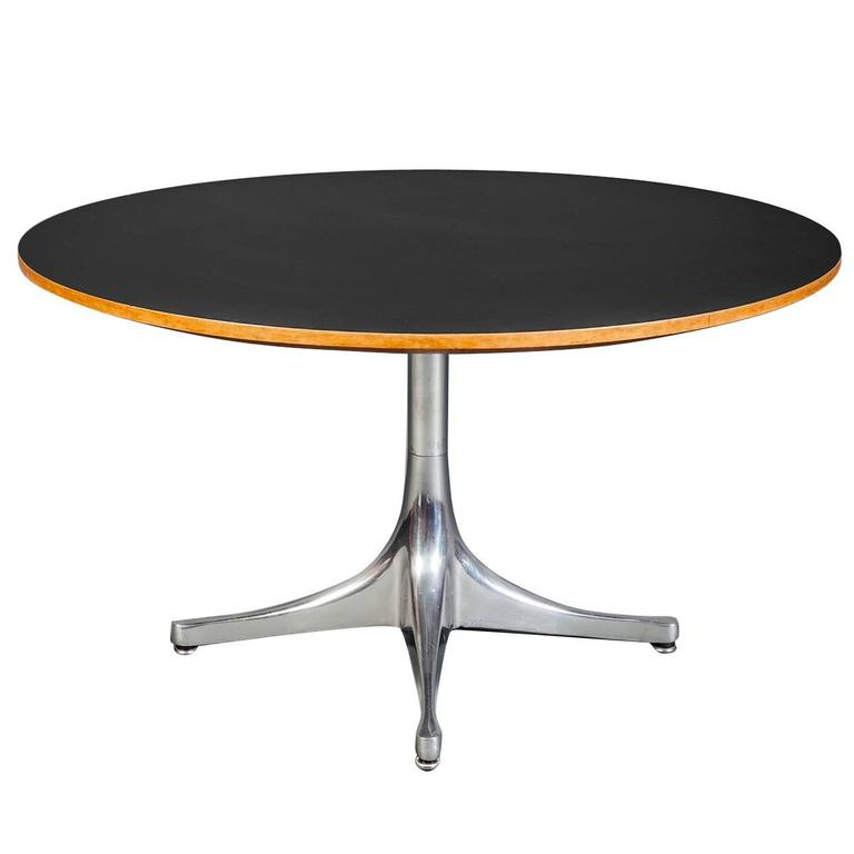 George nelson swag leg side table for herman miller at 1stdibs for Nelson swag leg table