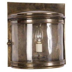 1930s Exterior Wall Sconce