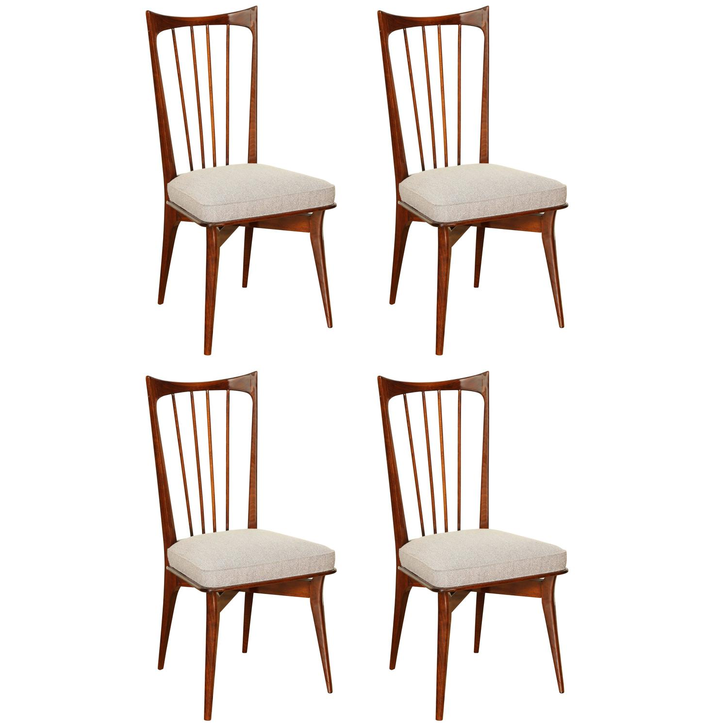 mid century modern dining chairs for sale at 1stdibs