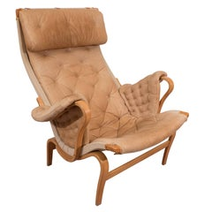 Bruno Mathsson 'Pernilla' Lounge Chair for DUX