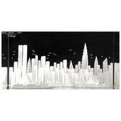 Lucite Manhattan