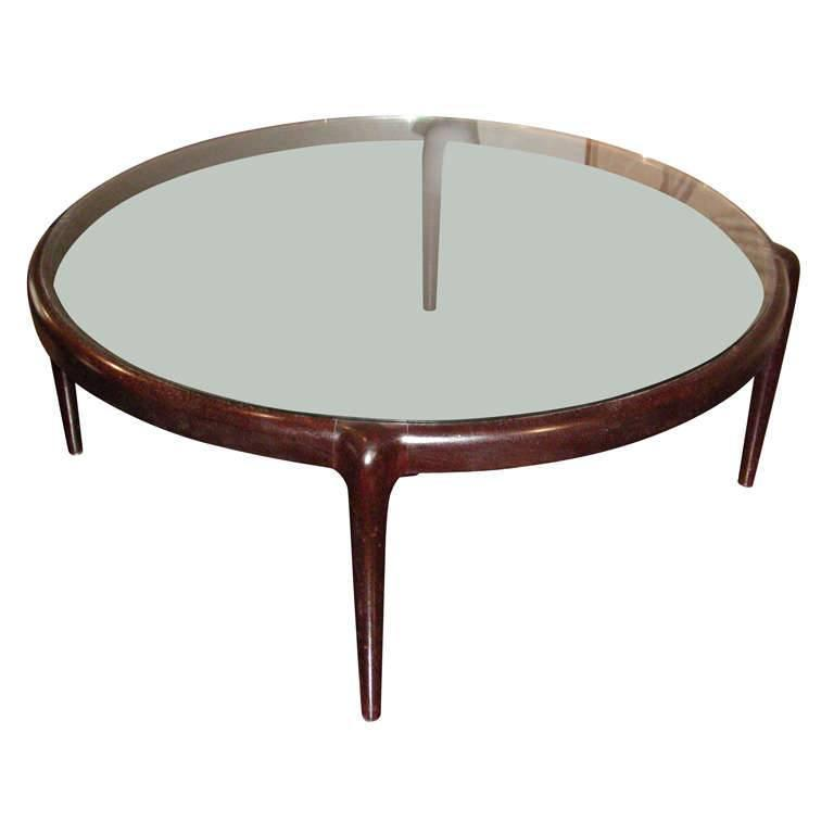 Coffee Table Dimensions Round Coffee Table Big Coffee: Superb Danish Large Round Coffee Table For Sale At 1stdibs